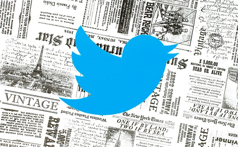 Al parecer, el factor de novedad es el que más influye a la hora de retwittear una noticia