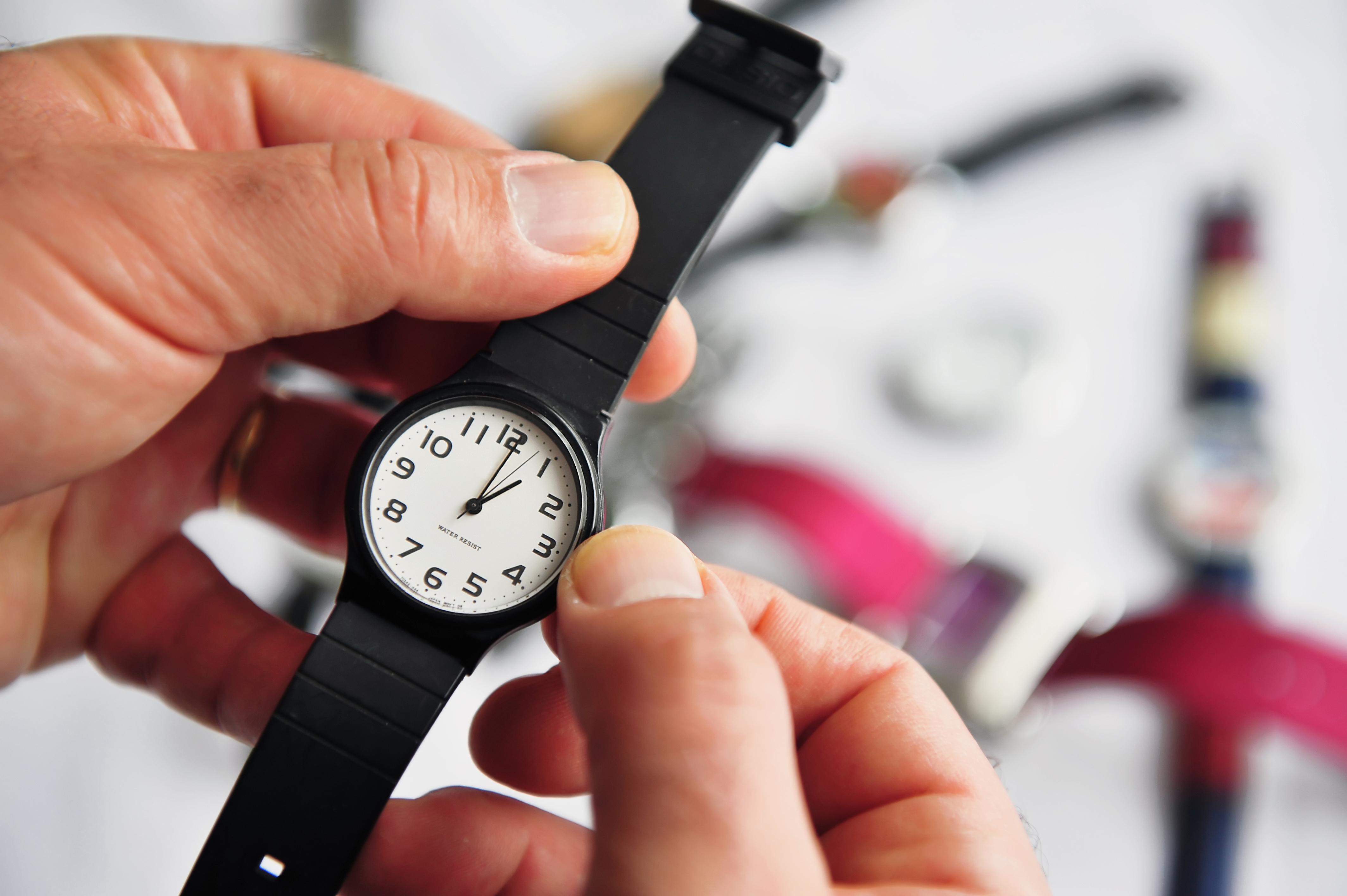 El cambio de horario puede significar la perdida de al menos 40 minutos de sueño