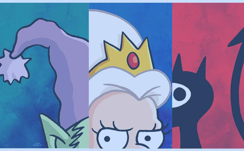 La nueva serie creada por Matt Groening se estrenará por Netflix