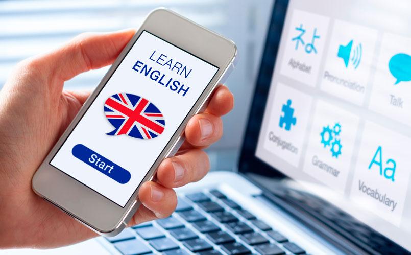 La tecnología brinda excelentes oportunidades en aras de aprender un nuevo idioma