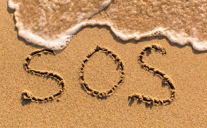 SOS ha sido muy utilizada en la cultura popular
