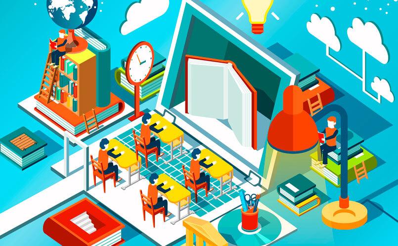 Los procesos de educación tiene que adaptarse al tiempo en el que se encuentran
