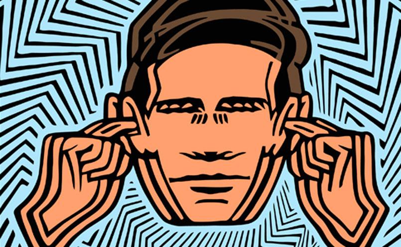 El pitido de oídos es un problema más general de lo que se cree