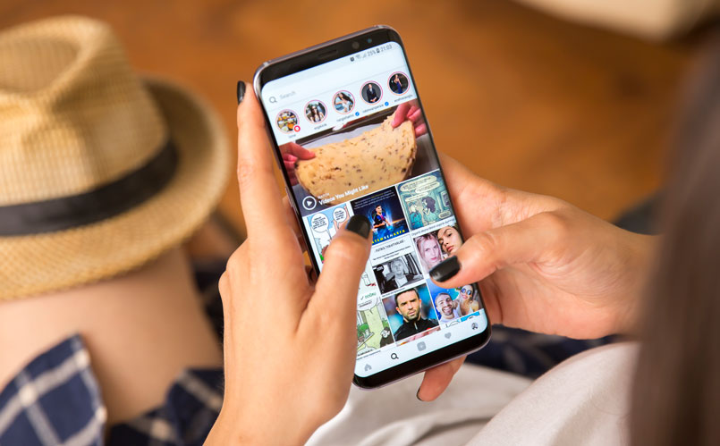 Instagram no penaliza o castiga a los usuarios de ninguna manera