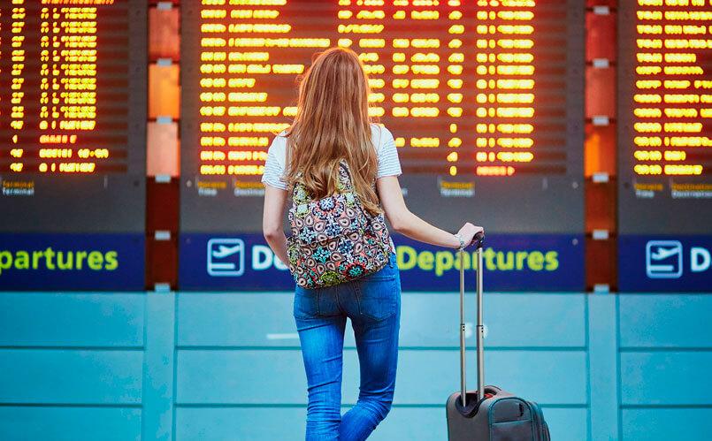 Sí existen maneras de encontrar vuelos baratos para viajar