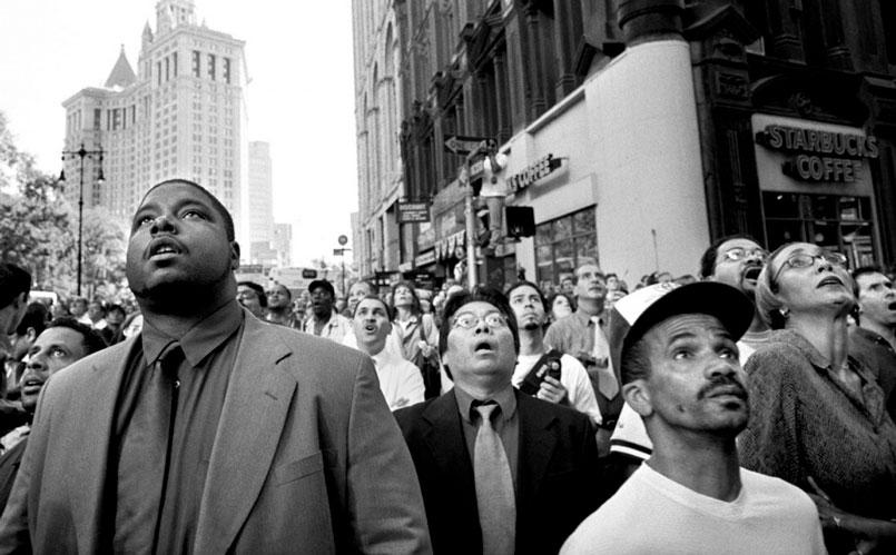 Las fotografías son de lo más difundido sobre el 9/11