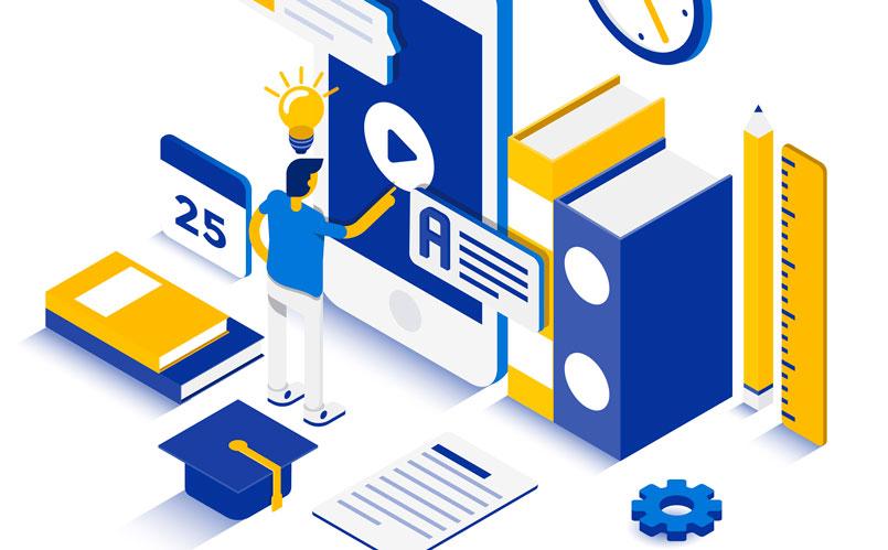 Le educación en línea por ser distinta no quiere decir que no funcione
