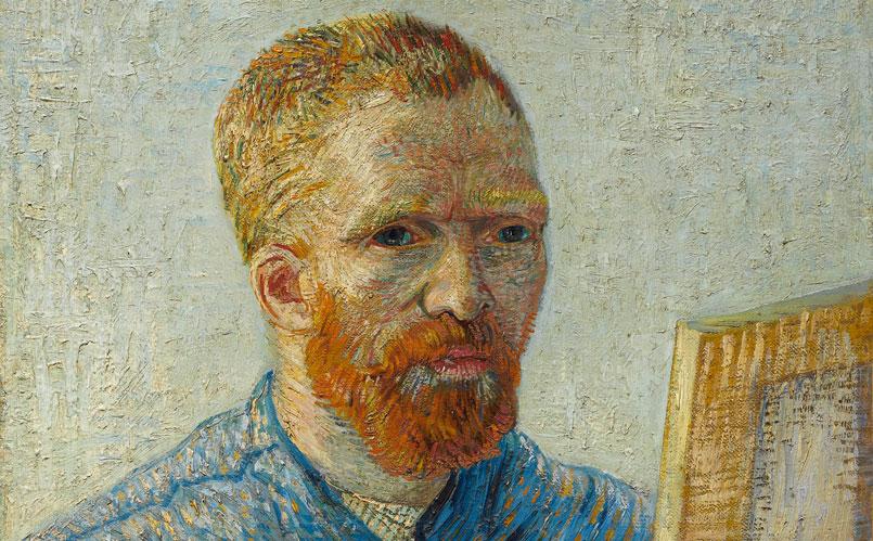 Van Gogh es considerado uno de los grandes maestros de la pintura