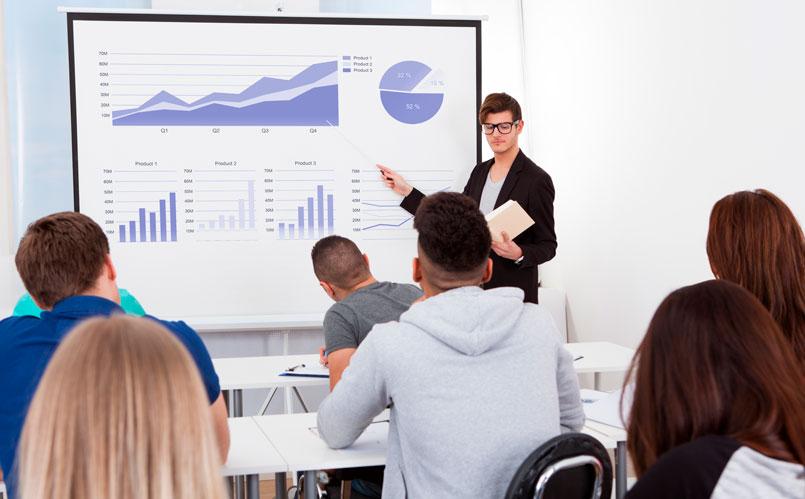 Hacer una presentación exitosa no es tan sencillo