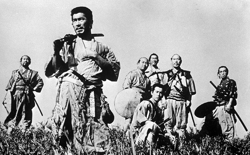 Los Siste Samuraís, de Akira Kurosawa